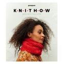 """PomPom"" knitting book ""KNitHow"""